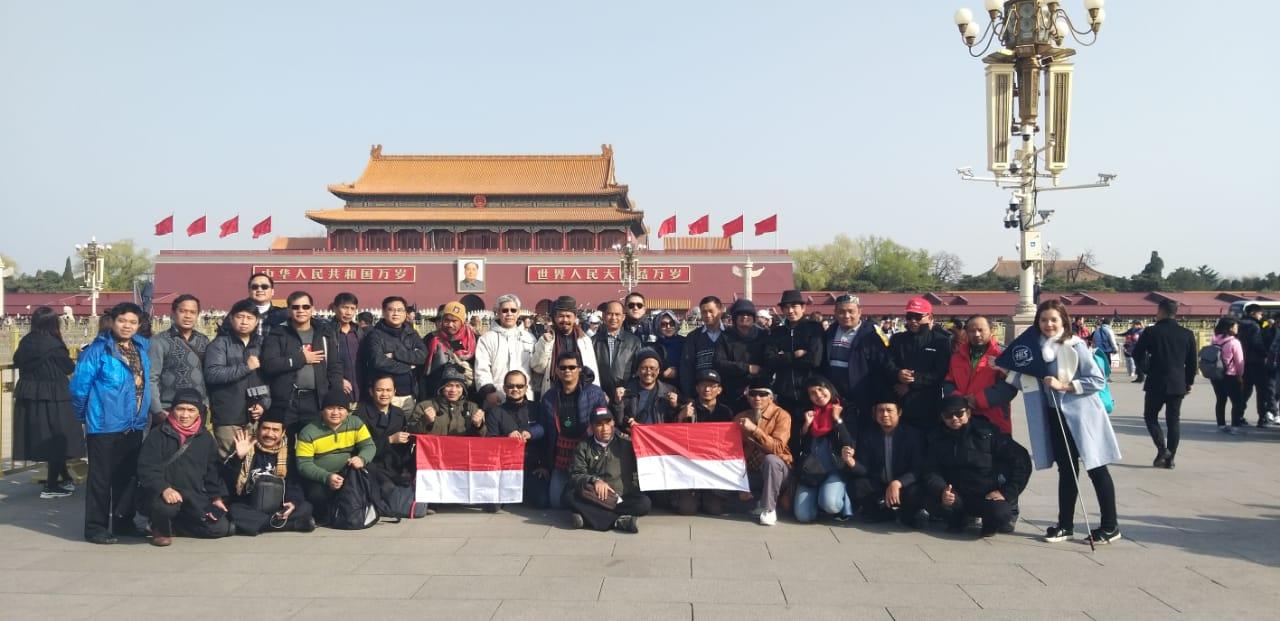 Mahsun Fuad, M.Ag., Wakil Rektor Bidang Akademik IAI Ngawi, Studi Banding Kehidupan Sosial Dan Kawasan Ke China